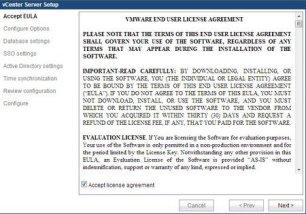 vCenter Server Virtual Appliance Part 3 – Basic