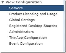 1. View Configuration