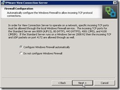 5.Configure Windows Firewall Rules