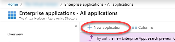2. New Enterprise Application-Updated