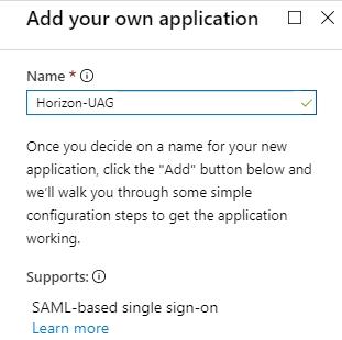 4. Enterprise Application Name